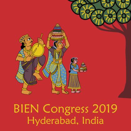 Congreso de BIEN 2019 en Hyderabad (India)