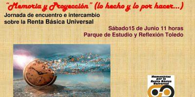 Presentación de la memoria 2018 y proyeccion de actividades 2019-2020 de HRBU en Parque de Estudio y Reflexión Toledo