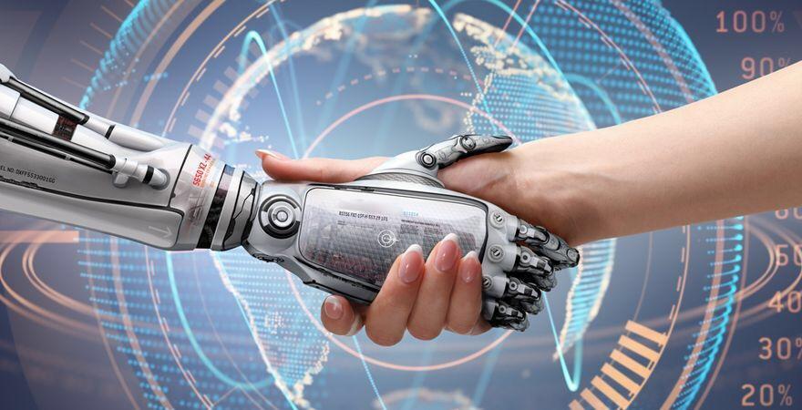que trabajen las maquinas